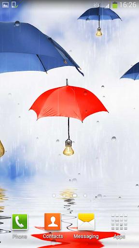 玩個人化App|雨 动态壁纸免費|APP試玩