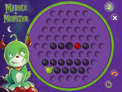 【免費棋類遊戲App】Marble Monster-APP點子