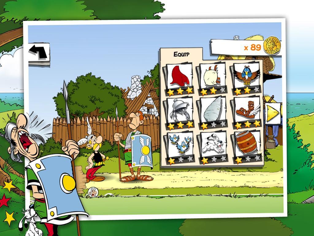 Asterix Megaslap screenshot #15