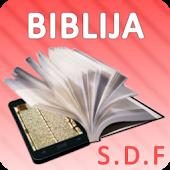 Biblija (SDF), Croatian