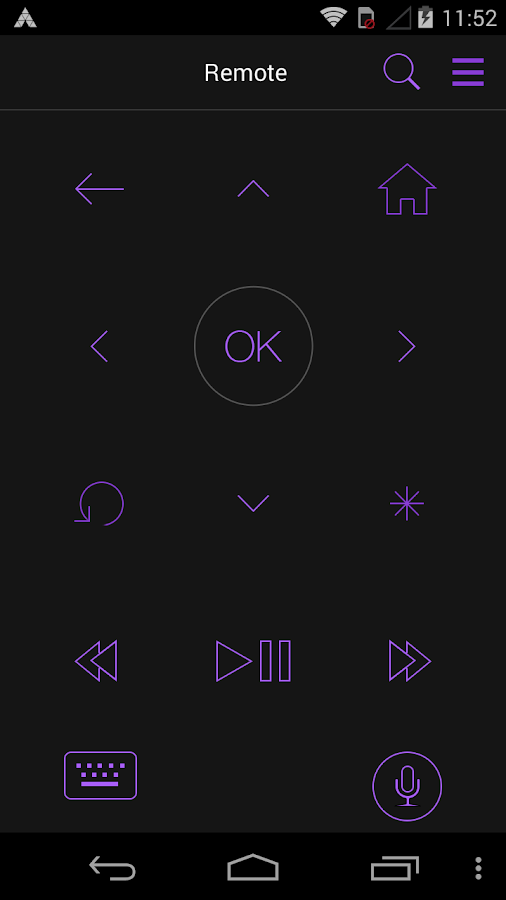 Roku - screenshot