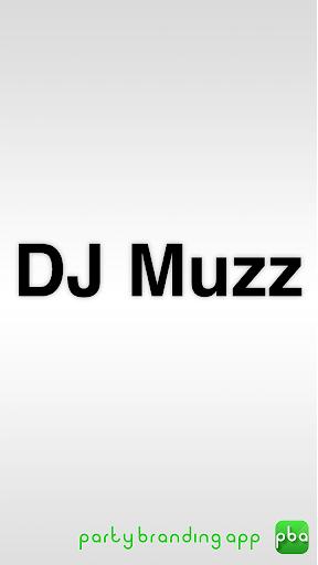 DJ Muzz