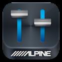 Alpine TuneIt App icon