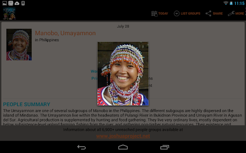Unreached of the Day- screenshot thumbnail