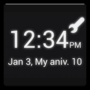 Uniq Clock (Widget) 個人化 App LOGO-硬是要APP