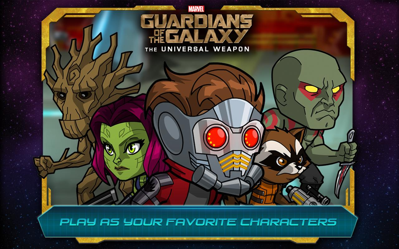 Guardians of the Galaxy: TUW screenshot #12