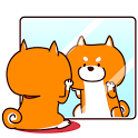 Komachi mirror  / cute app icon
