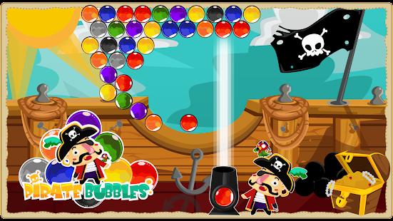 海盜島:泡泡射擊