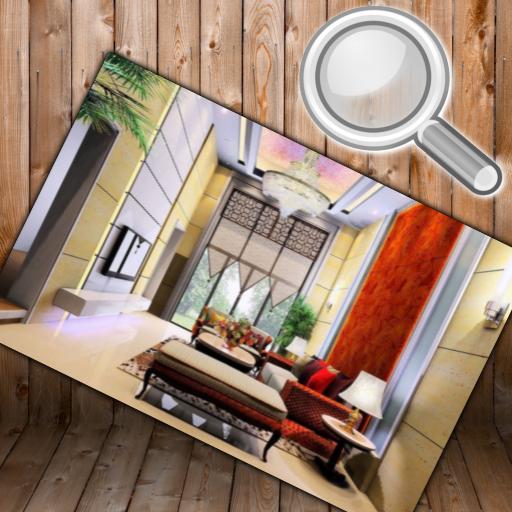 解谜の検索の違い2014 LOGO-記事Game