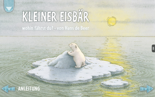 Kleiner Eisbär app for Android screenshot