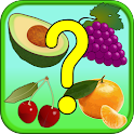 Fruit Memory and Matching Game icon