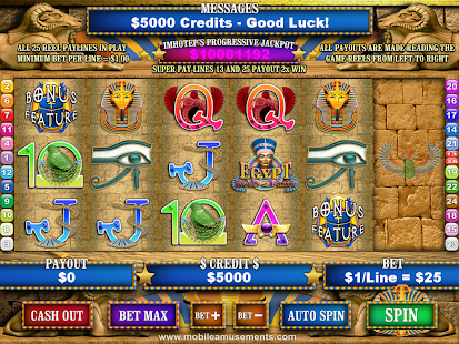 Egypt Reels of Luxor PREMIUM - screenshot thumbnail