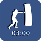 MMA Training and Fitness Timer icon