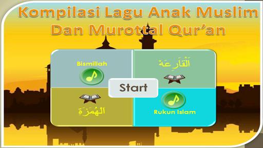Lagu Anak Muslim-Murotal Quran