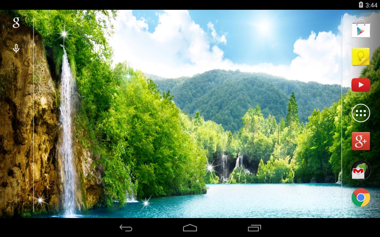 live water wallpaper apps download