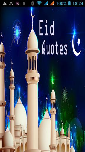 Eid Quotes