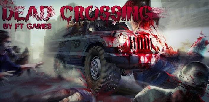 Скачать Dead Crossing - дави и уничтожай Зомби