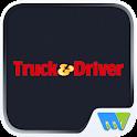 Truck & Driver icon