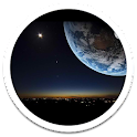 Earth And Space Live Wallpaper icon