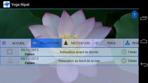 Méditation et sommeil PLUG