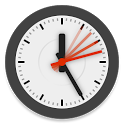 Animated Analog Clock Widget icon