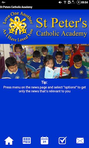 St Peters Catholic Academy