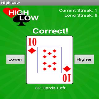 Dai Sai High Low Gambling