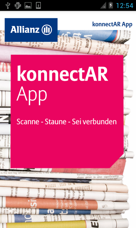 konnectAR- screenshot