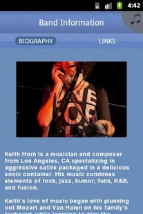 Keith Horn - screenshot thumbnail