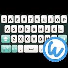 TurquoisePearl keyboard image icon
