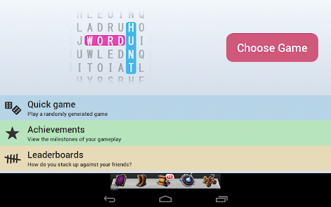 Word Hunt - Word search game v1.9