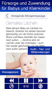 Babymassage PRO | Audioguide Baby-Yoga Massageöl - náhled
