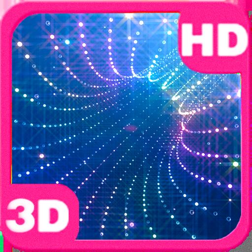 Stunning Tunnel Disco Portal