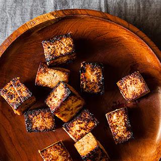 Japanese-Style Fried Tofu.
