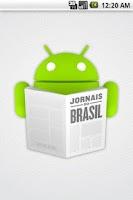Screenshot of Noticias e Jornais do Brasil