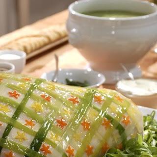 Jambon Chaud-Froid.
