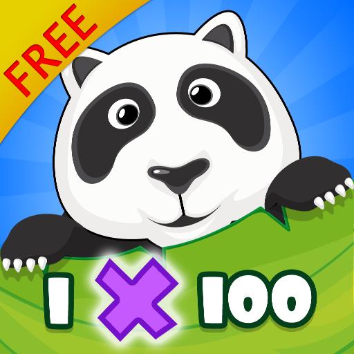 MEGA Multiplication 1-100 FREE
