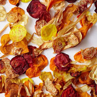 Dried Vegetable Chips Recipes.
