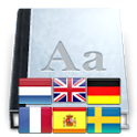 Translator Dictionary - Free icon
