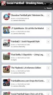 Social Paintball - screenshot thumbnail