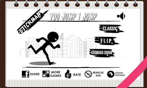 Stickman : Make Them Jump - screenshot thumbnail