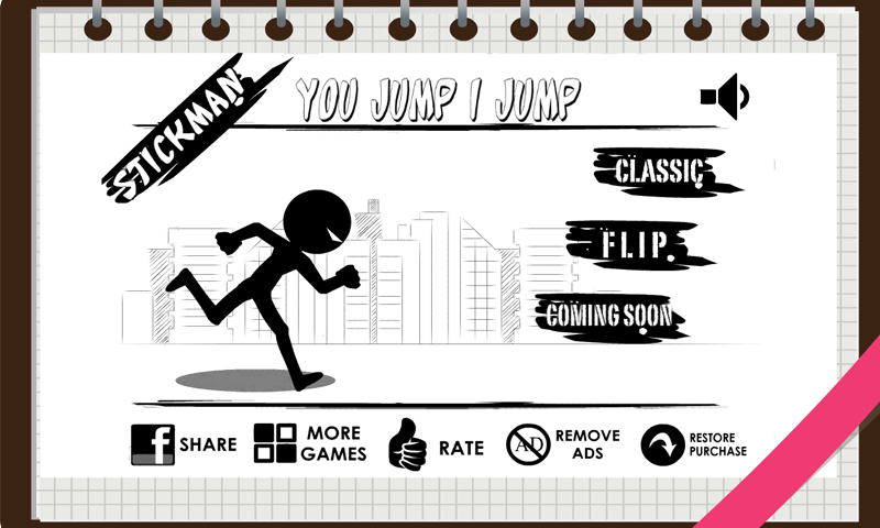 Stickman : Make Them Jump - screenshot