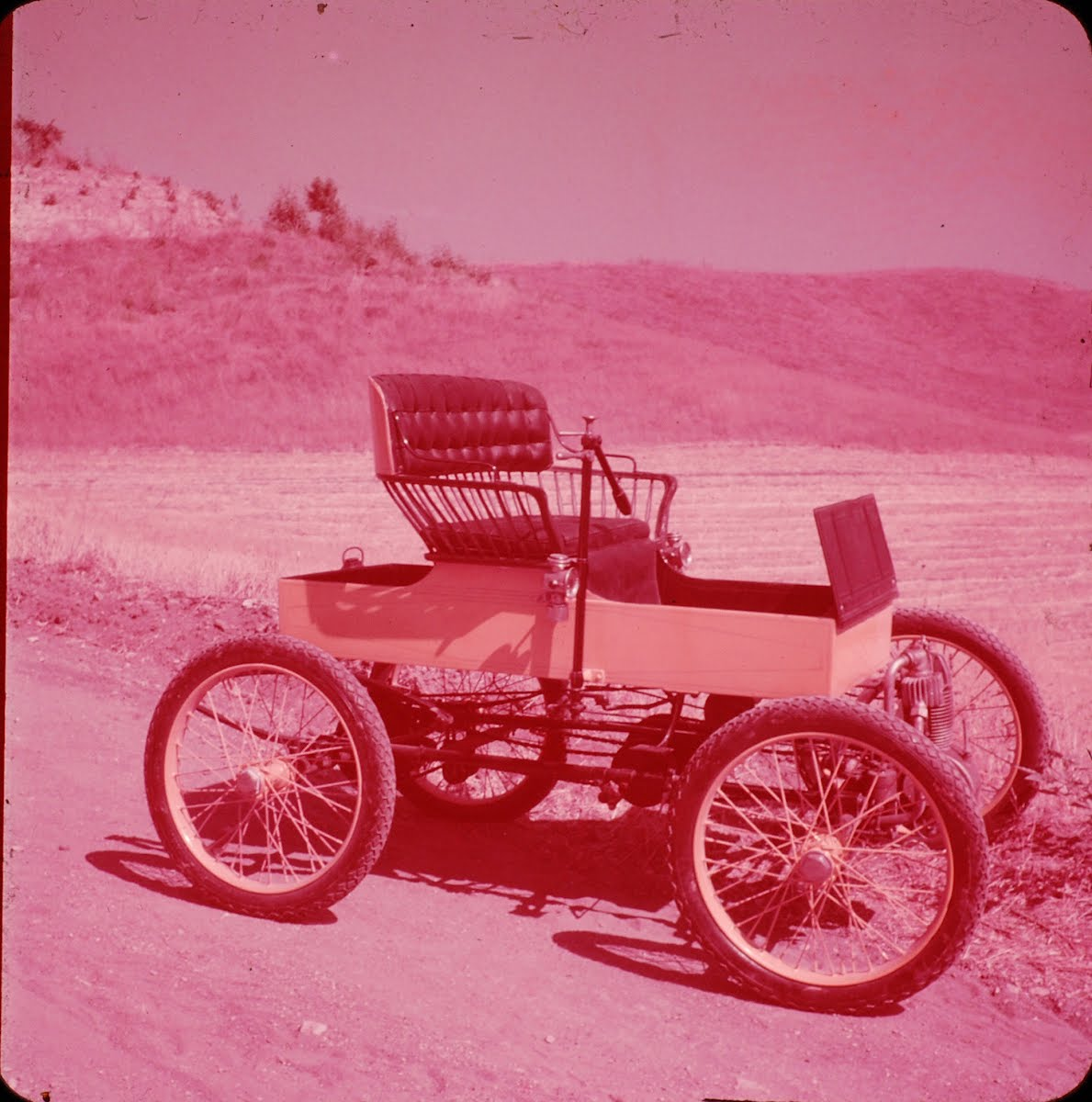 Lindley Bothwell's Old Automobile Collection