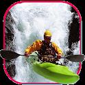 quebra-cabeça boating icon