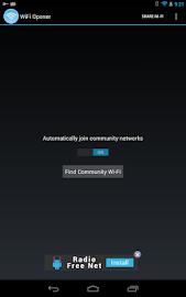WiFi Opener Screenshot 3