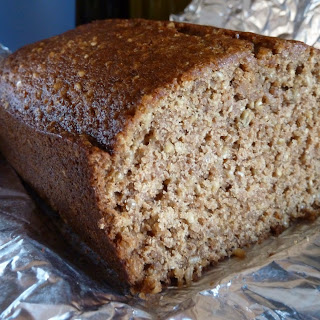 Spiced Applesauce and Oat Bread.
