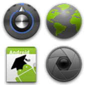 Small Icons Widget