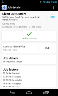 Google Coordinate - screenshot thumbnail