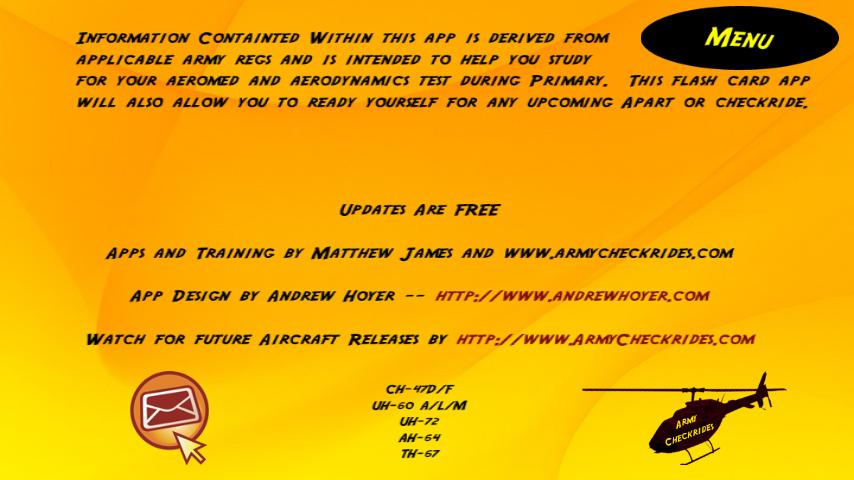 Aeromed Flashcard Study Guide- screenshot