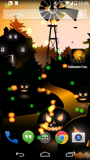 Halloween HD livewallpaper
